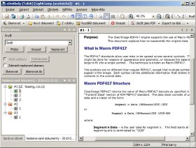 eDocuments Scan Screenshot