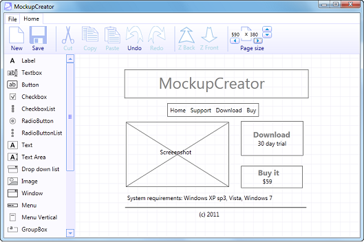 MockupCreator Screenshot