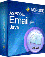 Aspose.Email for Java Screenshot