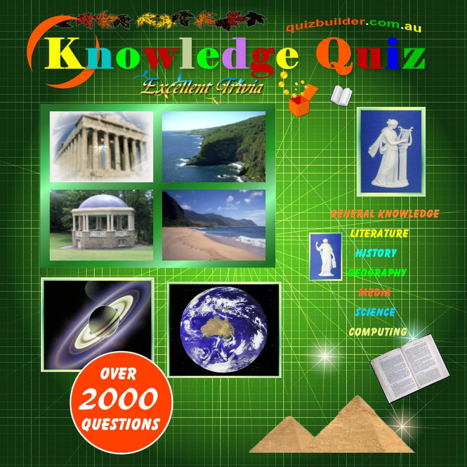 Knowledge Quiz Screenshot 1
