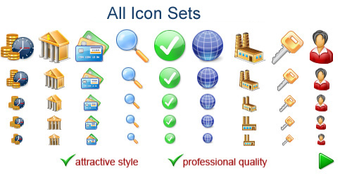 All Icon Sets Screenshot 1