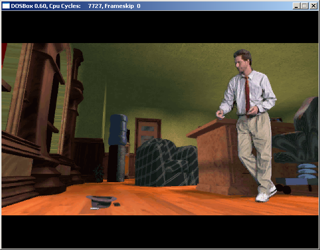 DOSBox DOS Emulator Screenshot 2