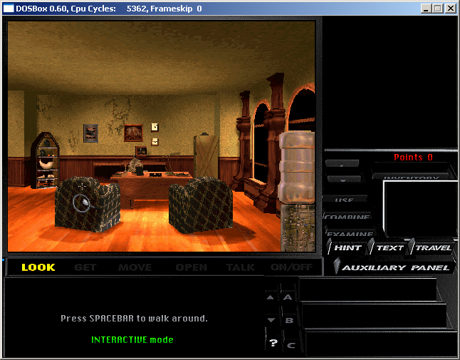 DOSBox DOS Emulator Screenshot 3