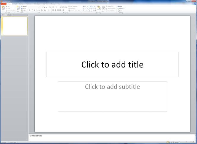 Microsoft Office 2010 Service Pack 1 Screenshot 2