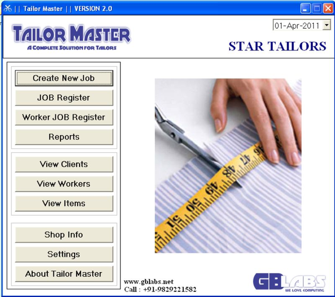 Tailor Master Screenshot