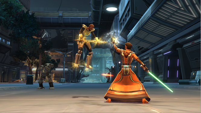 Star Wars: The Old Republic (Swtor) Client Screenshot 3