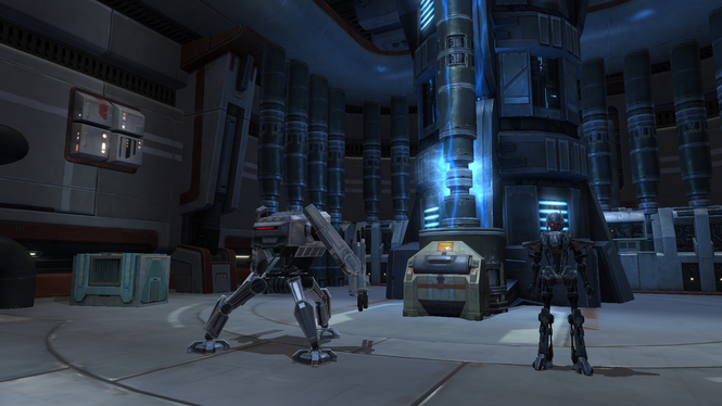 Star Wars: The Old Republic (Swtor) Client Screenshot