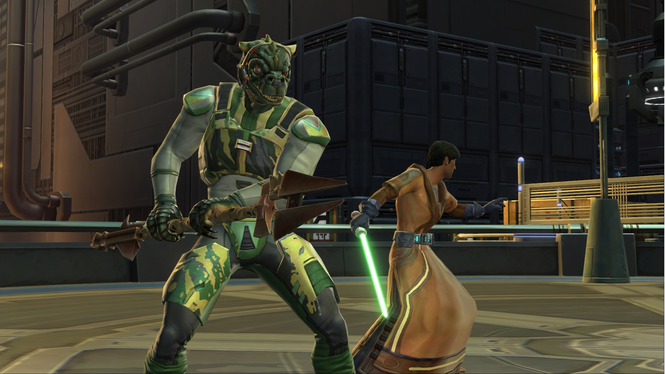 Star Wars: The Old Republic (Swtor) Client Screenshot 5