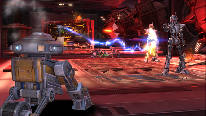 Star Wars: The Old Republic (Swtor) Client Screenshot 6