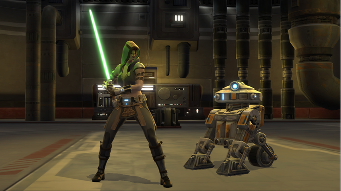 Star Wars: The Old Republic (Swtor) Client Screenshot 7