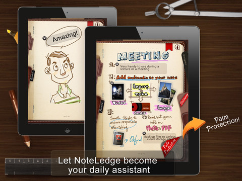 NoteLedge Screenshot 4