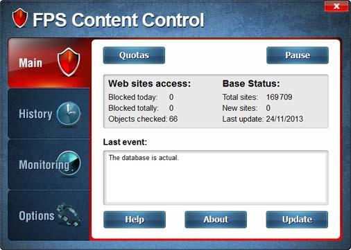 FPS Content Control Screenshot 1