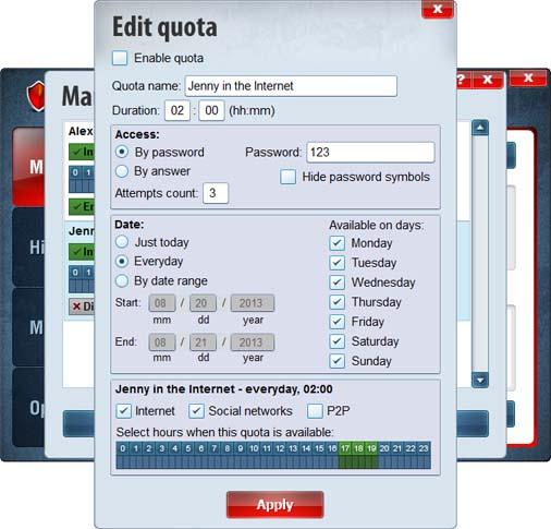 FPS Content Control Screenshot 3