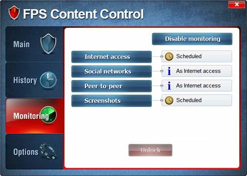FPS Content Control Screenshot 4