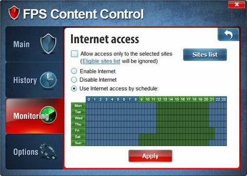 FPS Content Control Screenshot 5
