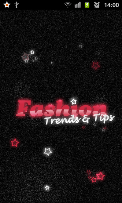 Fashion Trends & Tips Screenshot