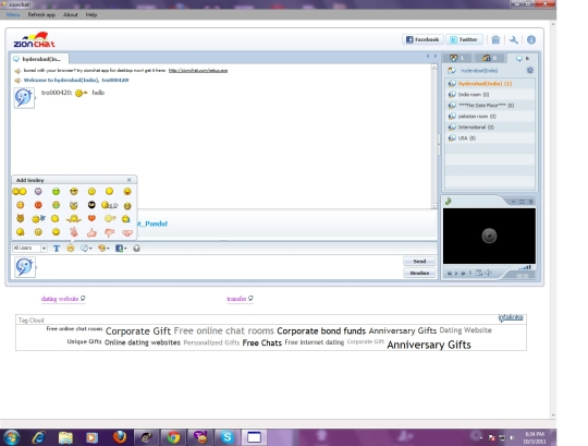Zionchat Screenshot 1