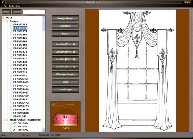 Curtain Creator Screenshot
