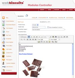 News & Article Publisher Screenshot 1