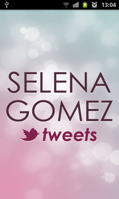 Selena Gomez Tweets Screenshot