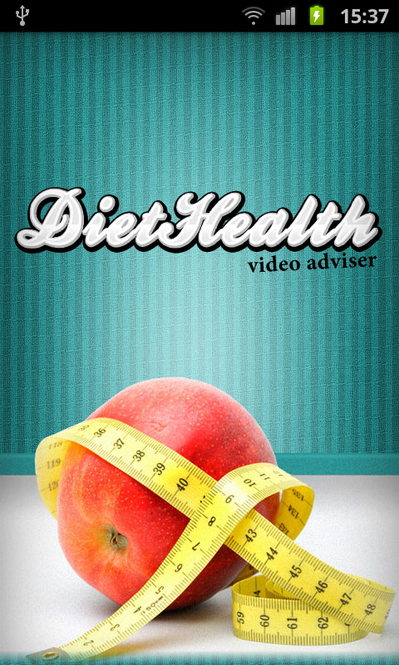Diet & Health Screenshot