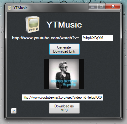 YTMusic Screenshot 1