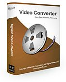 Mgosoft Video Converter Screenshot