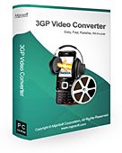 Mgosoft 3GP Video Converter Screenshot 1