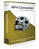 Mgosoft MP4 Converter Screenshot