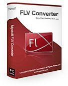 Mgosoft FLV Converter Screenshot 1