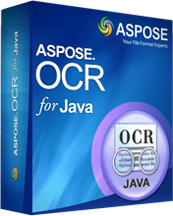 Aspose.OCR for Java Screenshot