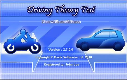 Latest driving test Qs,hazard clips Screenshot 1