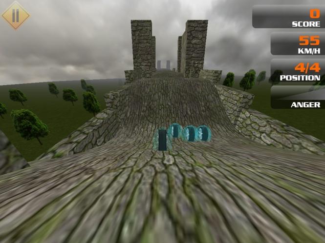 GraviTire 3D Screenshot 1