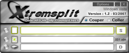 Xtremsplit Screenshot 1