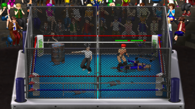 Powerslam Screenshot