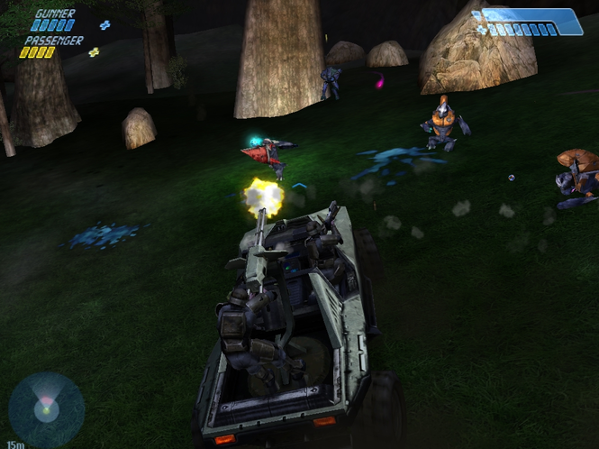 Halo: Combat Evolved Screenshot 1