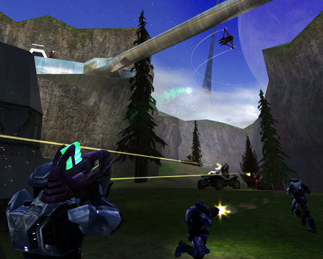 Halo: Combat Evolved Screenshot 2