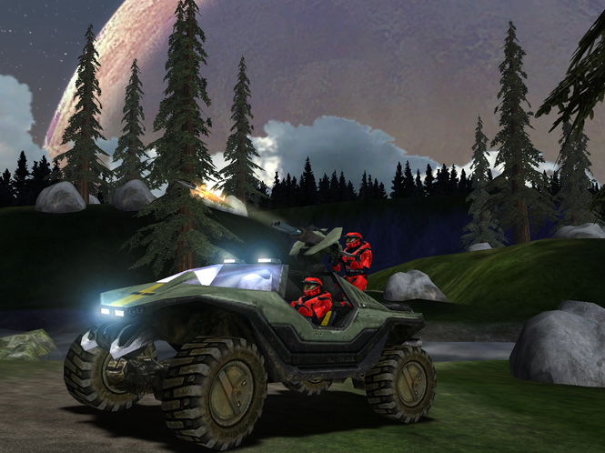 Halo: Combat Evolved Screenshot 3