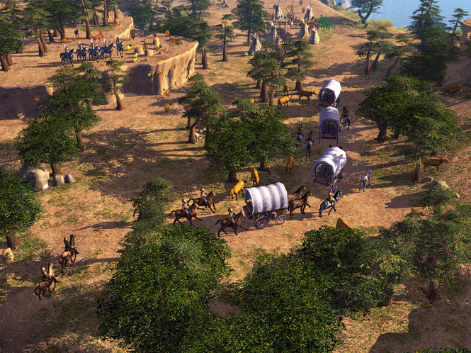 Age of Empires III Screenshot 4