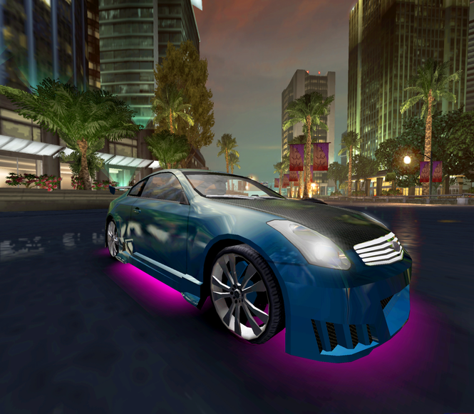 Need for Speed Underground 2 Screenshot 5