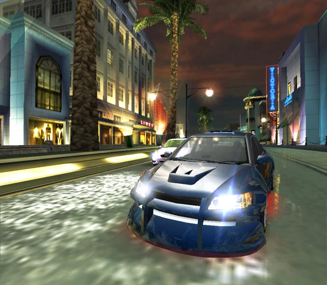 Need for Speed Underground 2 Screenshot 6