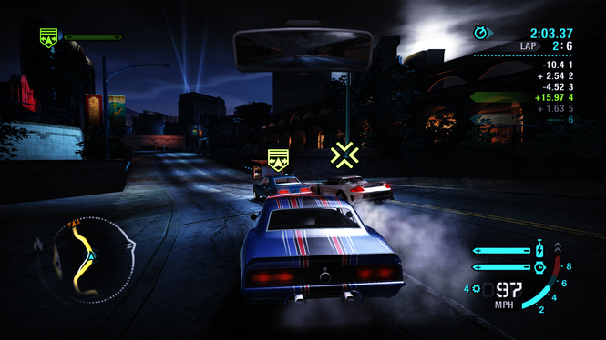 Need for Speed Carbon Screenshot 3