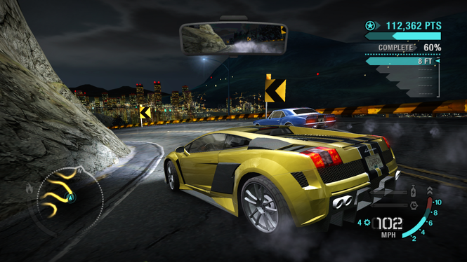 Need for Speed Carbon Screenshot 7