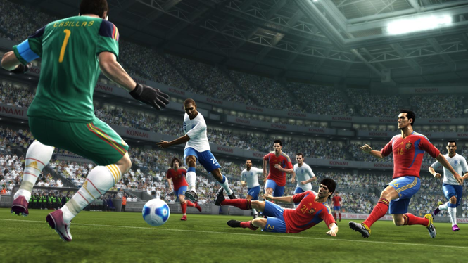 Pro Evolution Soccer 2012 Screenshot 1