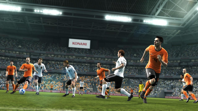 Pro Evolution Soccer 2012 Screenshot 2
