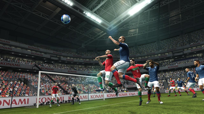 Pro Evolution Soccer 2012 Screenshot 3