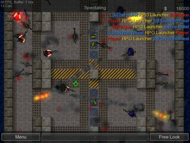 Counter-Strike 2D Screenshot 4