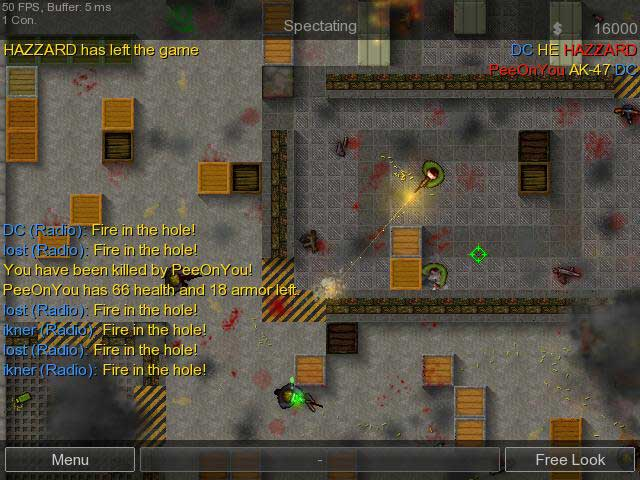 Counter-Strike 2D Screenshot 9
