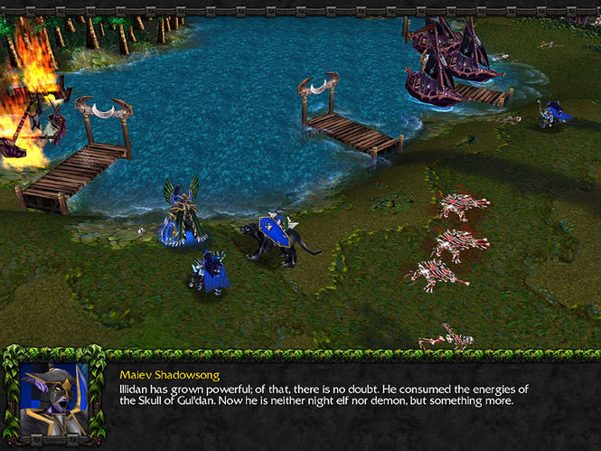 Warcraft III: Reign of Chaos Screenshot 1