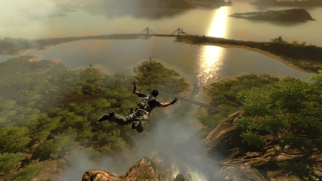 Just Cause 2 Screenshot 1